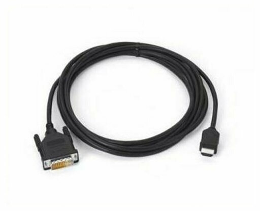 DVI - HDMI D pin assignment.