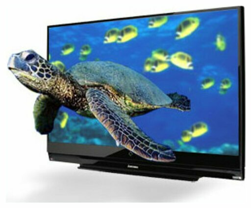 3D-ready TV sets operate in 3D mode using technology to recreate a stereoscopic image
