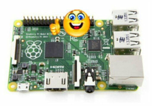 Raspberry Pi Model B Rev1 + ECN0001